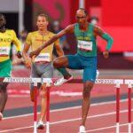 Com 2ª marca, Alison dos Santos vai a final dos 400 m com barreiras
